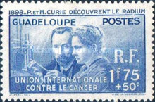 [The 40th Anniversary of the Discovery of Radium, Typ AH]