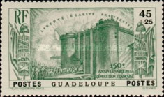 [The 150th Anniversary of the French Revolution, Typ AJ]