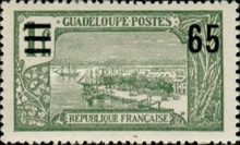 [No 66 & 68 And Not Issued Stamps Overprinted & Surcharged, Typ Q1]