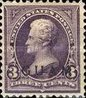 [USA Postage Stamps Overprinted, type A3]