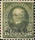 [USA Postage Stamps Overprinted, type A9]