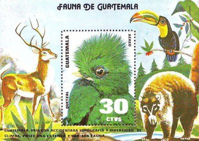 [Airmail - Wildlife Conservation, type ]