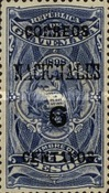 """[Issues of 1898 Overprinted """"CORREOS NACIONALES"""" and Surcharged, type AC7]"""