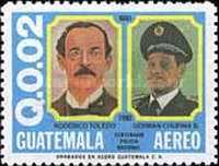 [Airmail - The 100th Anniversary of National Police, type AFM]