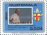 [Airmail - Papal Visit, type AGS]
