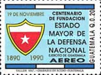 [Airmail - The 100th Anniversary of National Defence Staff, type AJP]