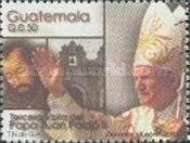 [The 3rd Visit of Pope John Paul II and the 12th Anniversary Canonisation of Hermano Pedro, Monk and Humanitarian, type ALS]
