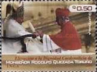 [The 1st Anniversary of the Appointment of Rodolfo Quezada Toruño as Cardinal, type ANG]