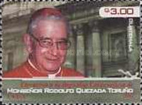 [The 1st Anniversary of the Appointment of Rodolfo Quezada Toruño as Cardinal, type ANJ]