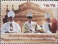 [The 1st Anniversary of the Appointment of Rodolfo Quezada Toruño as Cardinal, type ANM]