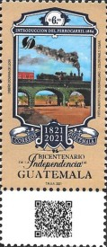 [The 200th Anniversary of the Independence of Guatemala, type AWZ]