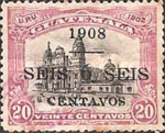 [Issues of 1902 Overprinted and Surcharged, type BB1]
