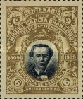 [The 100th Anniversary of the Birth of Miguel Garcia Granados, 1809-1878, type BG]