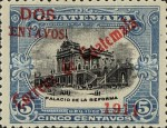 [National Symbols - Issues of 1902 and 1907 Overprinted, type BJ]