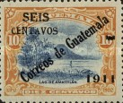 [National Symbols - Issues of 1902 and 1907 Overprinted, type BK]