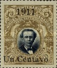 [Issue of 1910 Overprinted