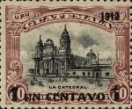 [National Symbols - Issues of 1902/1907 Overprinted