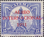 """[Airmail - Issues of 1929 Overprinted """"AEREO INTERNACIONAL 1931"""", type FS]"""