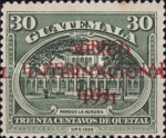 """[Airmail - Issues of 1929 Overprinted """"AEREO INTERNACIONAL 1931"""", type FT]"""