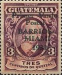 """[Airmail - Issues of 1929 Overprinted """"Primer Vuelo Posta BARRIOS-MIAMI 1931"""", type FV]"""