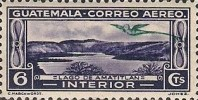 """[Airmail - Local Motives - Inscribed """"INTERIOR"""", type HV]"""