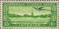 """[Airmail - Local Motives - Inscribed """"INTERIOR"""", type HW]"""
