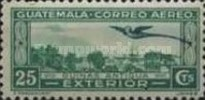 """[Airmail - Local Motives - Inscribed """"EXTERIOR"""", type IG]"""