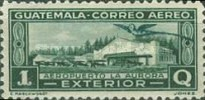 """[Airmail - Local Motives - Inscribed """"EXTERIOR"""", type IJ]"""