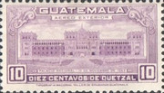 [Airmail - Inauguration of the National Palace, type MT1]