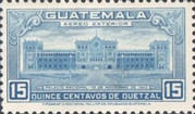 [Airmail - Inauguration of the National Palace, type MT2]