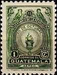 [Airmail - The 2nd Anniversary of Revolution of 20 October 1944, type NA]