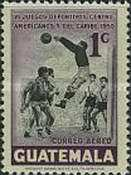 [Airmail - The 6th Central American and Caribbean Games - Inscribed