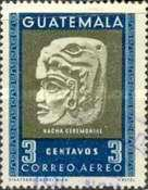 [Airmail - Mayan Culture, type OR]