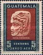 [Airmail - Mayan Culture, type OR1]