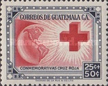 [Airmail - Red Cross Fund - Issues of 1956 Overprinted