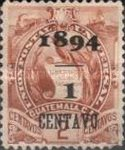 [Issues of 1886-1887 Overprinted, Typ R]