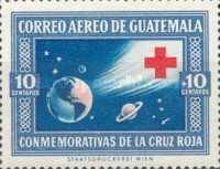 [Airmail - Red Cross Commemoration, type RG]
