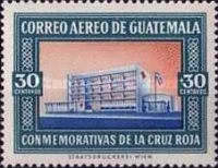 [Airmail - Red Cross Commemoration, type RH1]