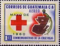 """[Airmail - Red Cross - Issues of 1958 Overprinted """"MAYO DE 1960"""", type RP]"""