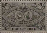 [Central American Exhibition, type X3]