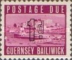 [Postage Due Stamps, Typ A]
