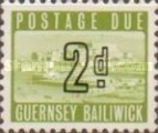 [Postage Due Stamps, Typ A1]
