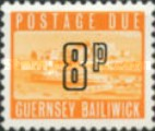 [Postage Due Stamp - New Value, Typ A14]