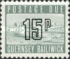 [Postage Due Stamps - New Color & Value, Typ A16]