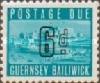 [Postage Due Stamps, Typ A5]