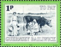 [Postage Due Stamps - Local Motifs, Typ C]