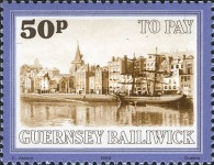 [Postage Due Stamps - Local Motifs, Typ M]