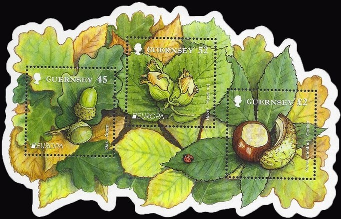 [EUROPA Stamps - Forests, type ]