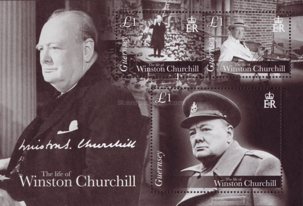 [The Life of Winston Churchill, 1874-1965, Typ ]