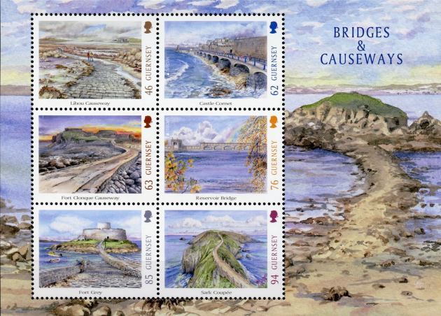 [EUROPA Stamps - Bridges, Typ ]